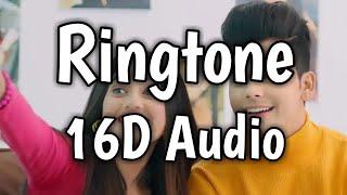 Ringtone - Preetinder | Jannat Zubair | 16D Audio | Use Headphones