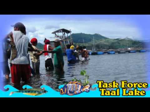 Task Force Taal Lake Dismantling (July 5&7)