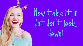 On Top Of the World lyrics ~ Dove Cameron