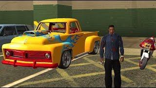 GTA San Andreas [PC] (Vapid Slamvan Custom Mod) [1440p]