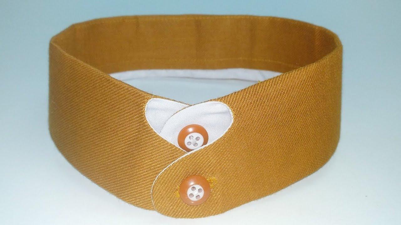 DIY Collar design | Shirt collar ka design | Latest shirt ...