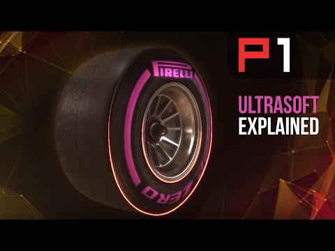 Genial New F1 Tyre   Pirelli Ultrasoft Explained   YouTube