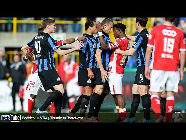 2013-2014 - Jupiler Pro League - 28. Club Brugge - Standard 1-0