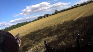Action Camera - Summer Woodpigeon Shooting 2015