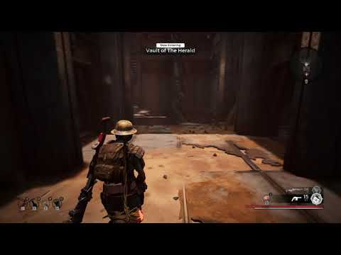 Remnant: From The Ashes gameplay |