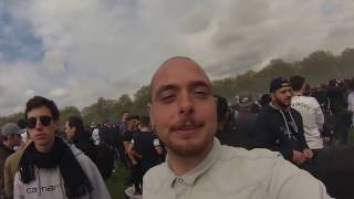 420 Day 2017 Hyde Park London Gopro