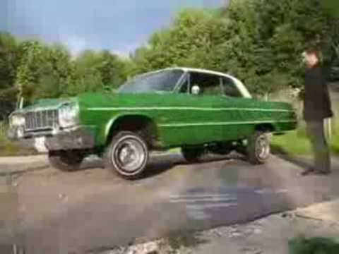 64 Chevrolet Impala Video Song Say Dr Dre Crooked I