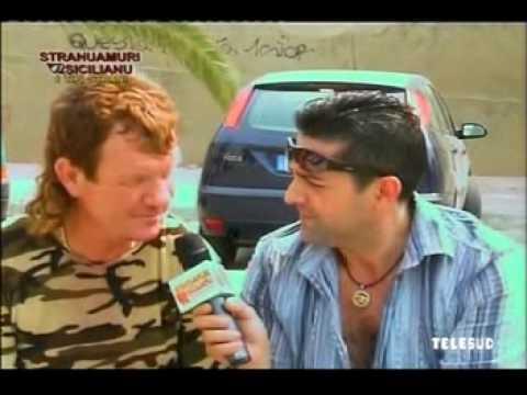 """Trapani, Stranuamuri Sicilianu - """"Mazinga"""""""