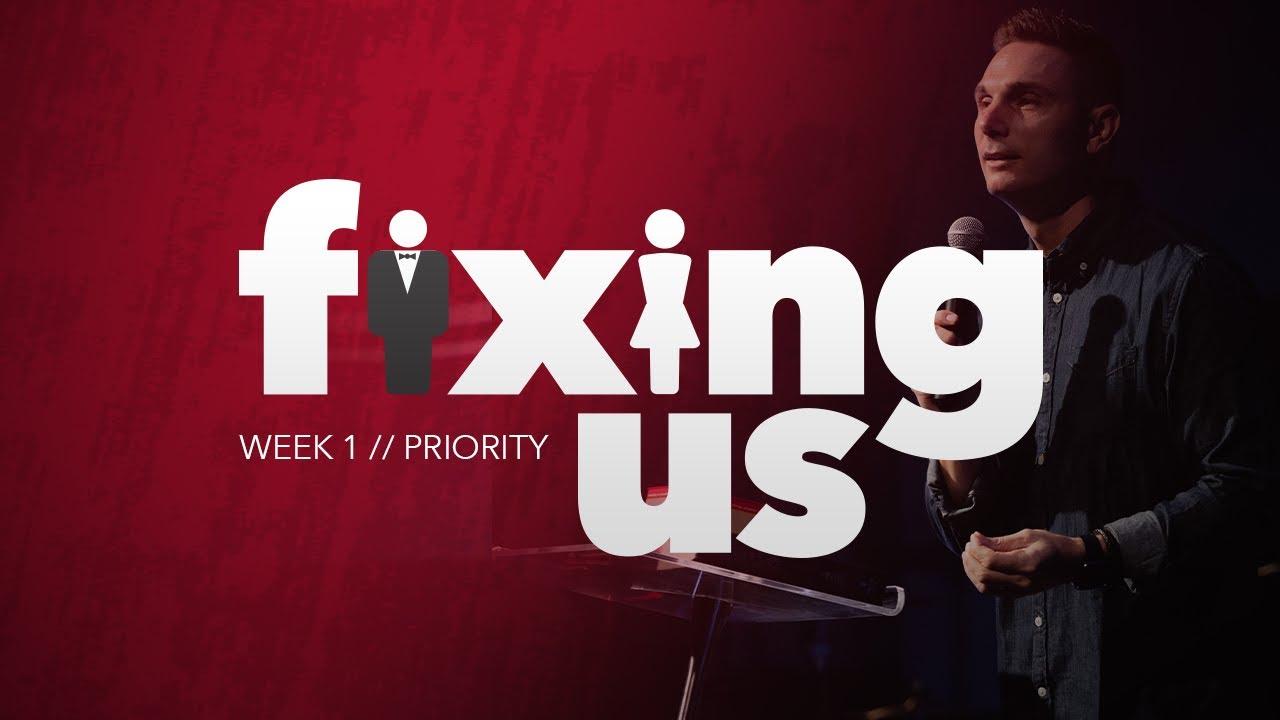 Priority | Pastor John Huseman | The Ark Church Online