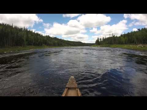 Missinaibi River -- Fifth Rapids