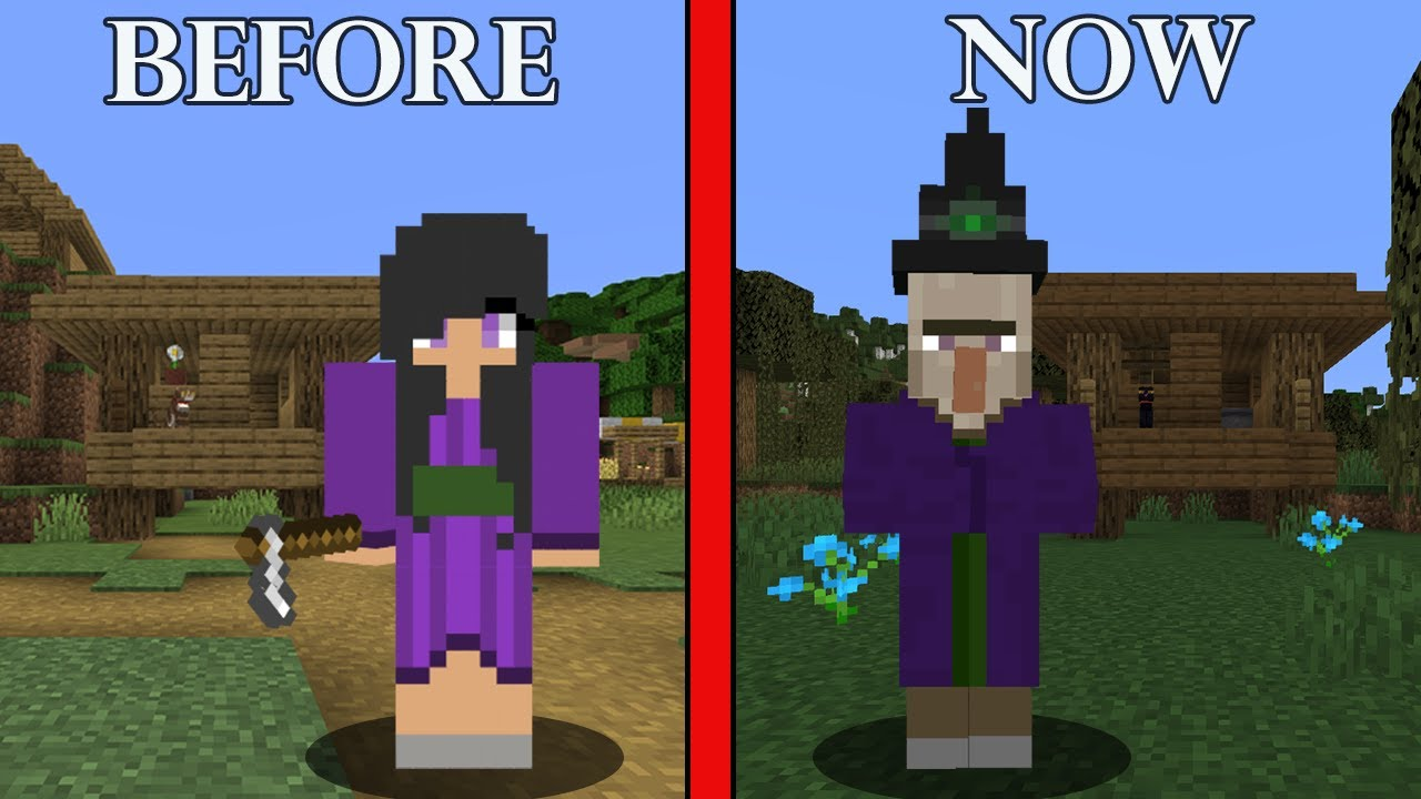Download The Story of Minecraft's first WITCH..