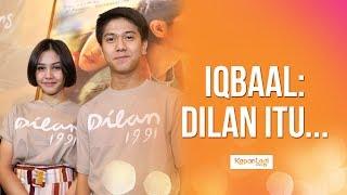 Download Video Ternyata Iqbaal Ramadhan Benci Salah Satu Sifat Dilan MP3 3GP MP4