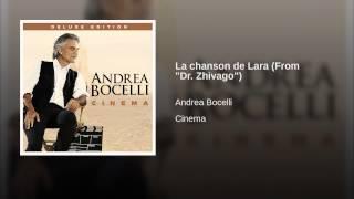 """La chanson de Lara (From """"Dr. Zhivago"""")"""