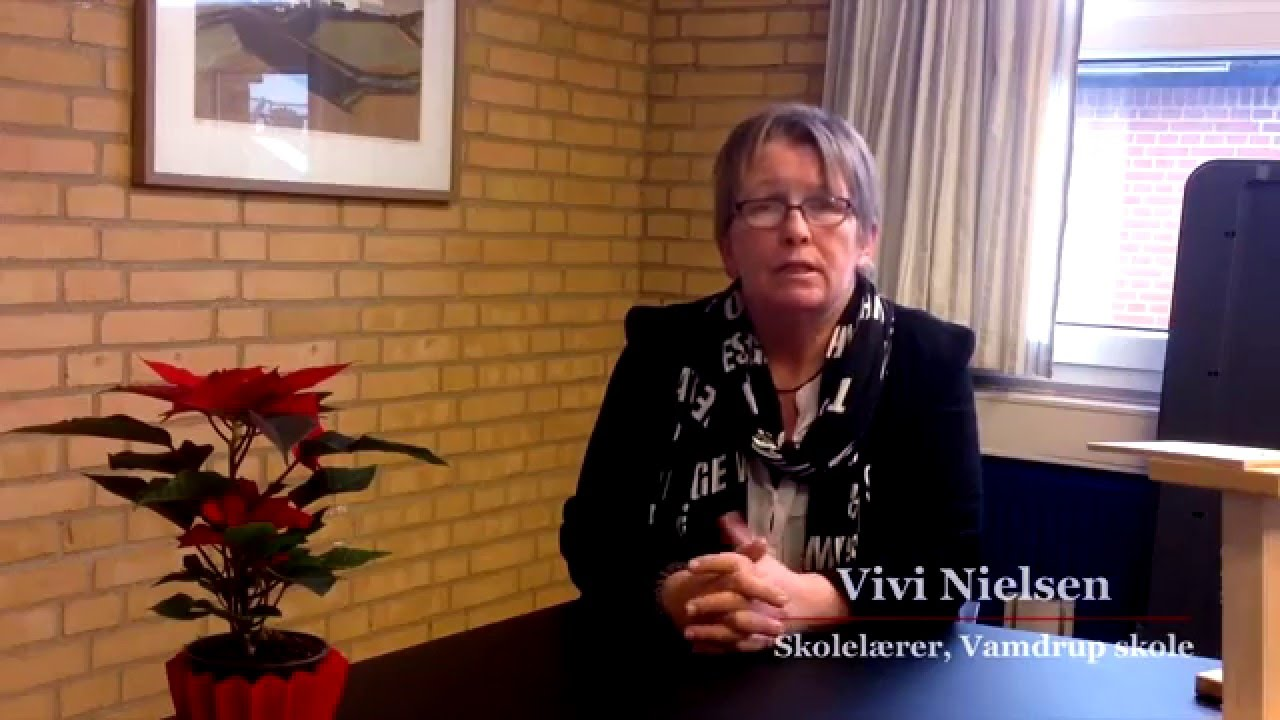 Vivi Nielsen, Vamdrup Skole