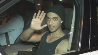 Salman Khan's Brother In Law Aayush Sharma SPOTTED Outside Gym