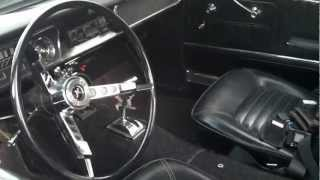 1965 Mustang walkaround