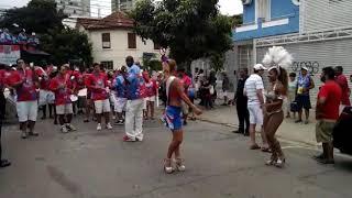 Doentes da Sapucaí 2018 - passistas e rainha