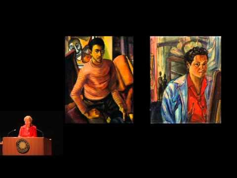 African American Art Curator Talk