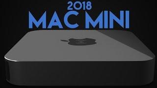 My 2018 Mac Mini concept / predictions
