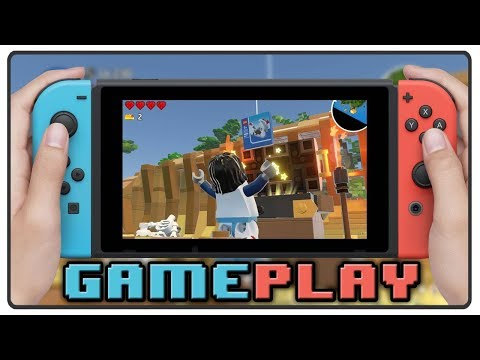 LEGO Worlds | First 25 Minutes | Nintendo Switch