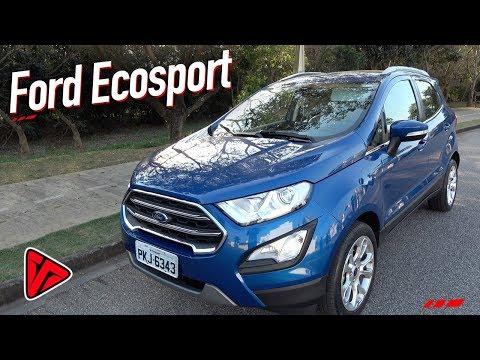 Avaliação Ford Ecosport 2018 2.0 AT | Canal Top Speed