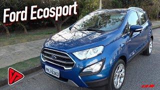 Avaliação Ford Ecosport 2018 2.0 At   Canal Top Speed
