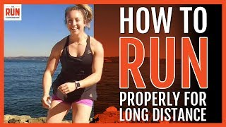 How To Run Properly For Long Distance | 4 Important Tips