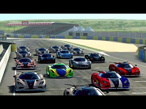 Real Racing 3 - Hypercar In Le Mans