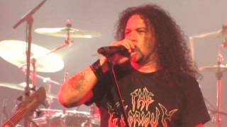MASACRE ( LIVE ON 70000 TONS OF METAL 2015 ) DEATH METAL FOREVER / METALMEDALLO