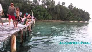 Wonderful Indonesia Harapan Island Package Trip