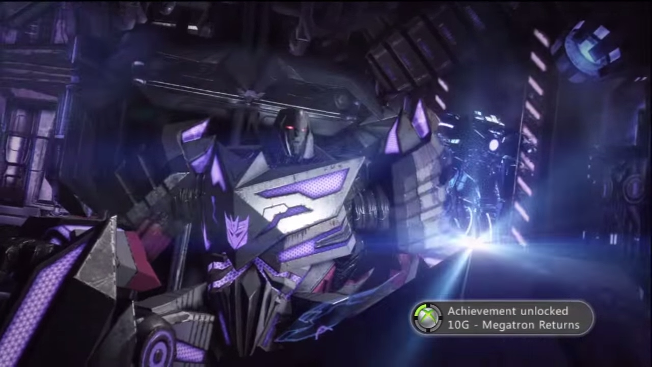 transformers fall of cybertron chapter 9 megatron returns