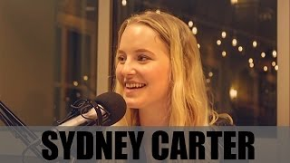 Sydney carter is a health and fitness coach. she talks about the important of eating healthily taking small steps at time to work yourself up heal...
