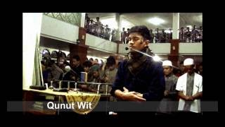 Emotional Qunut Witr By Muzammil Hasballah