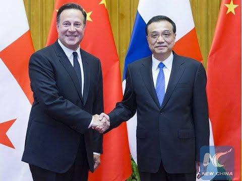 China sets logistics network with Panama, Panama supports One China & cuts Taiwan ties