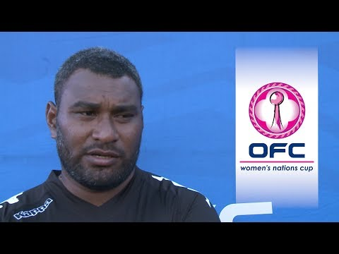 Post Match Interviews: Fiji v American Samoa