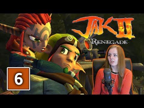FINDING PUMPING STATION PATROL | Jak 2 Renegade PS4 Gameplay Walkthrough Part 6