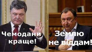 ТСК по Порошенку, Княжицький та земля, Разумков в опалі, дороги для всіх та Кличко - конкурент