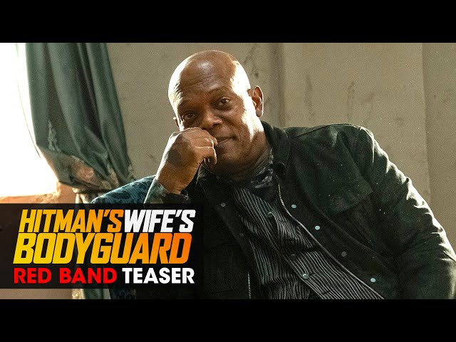 Hitman's Wife's Bodyguard (2021) Official RED BAND Teaser - Ryan Reynolds
