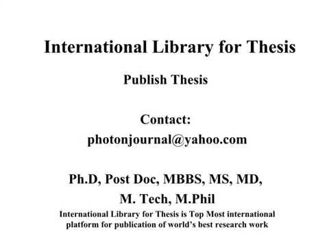 dissertation means thesis The abstract is an important component of your thesis presented at the beginning of the thesis, it is likely the first substantive description of your work read by an external examiner you should view it as an opportunity to set accurate expectations the abstract is a summary of the whole thesis.