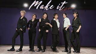 2PM(투피엠)_'Make it'Dance Cover|PINKu.hk & Aurora.hk