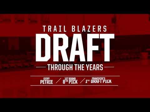 Draft History: Geoff Petrie