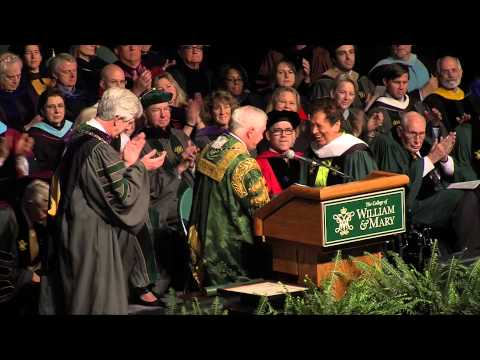 W&M in 30: Charter Day 2015