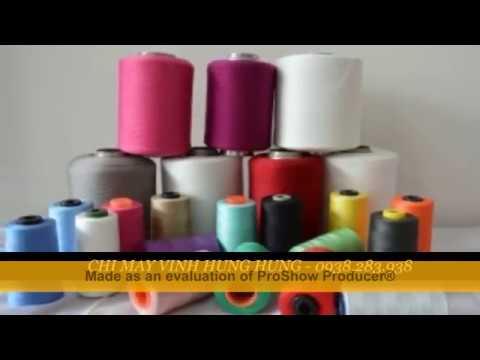 Sản xuất chỉ may công nghiệp giá rẻ   CHỈ MAY VĨNH HƯNG HƯNG - 0938.283.938