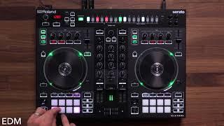 Roland DJ-505: Sampler Demo