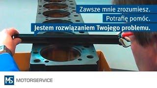 Pomiar występu tłoka - Motorservice Group