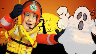 Rescue Alarm at the Halloween Party 🎃Fireman Sam US | New Halloween Episodes | Videos For Kids