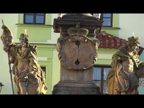 Český Krumlov (UNESCO) - Old Town in 4K, Czech Republic