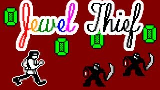 LGR - Jewel Thief - PC Game Review