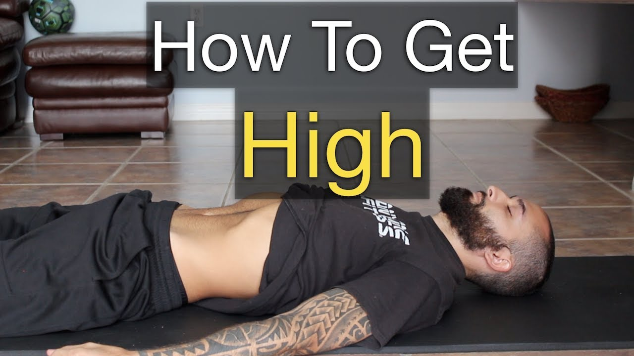 How To Get High | Guided Wim Hof Method