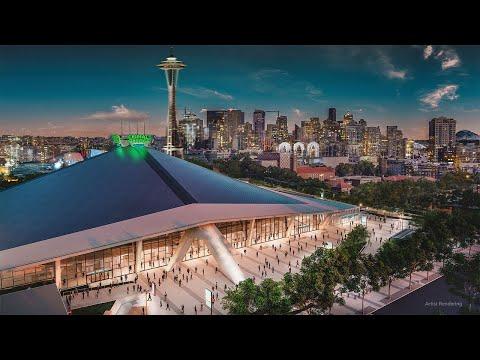 Amazon, NHL Seattle Announce Climate Pledge Arena
